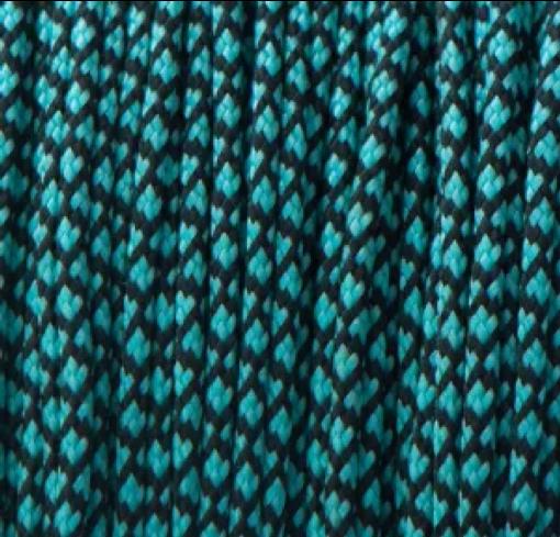 Neon Turquoise Diamond