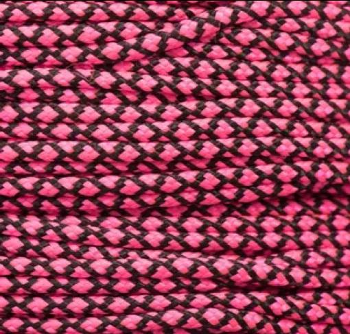 Neon Pink & Diamonds